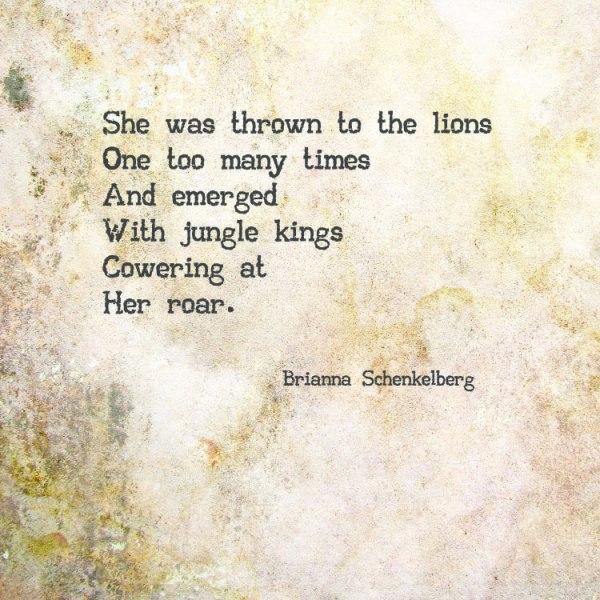 Lion girl-01